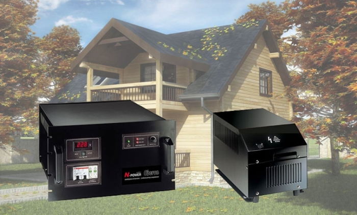 Как правильно выбрать стабилизатор напряжения для дома и дачи?