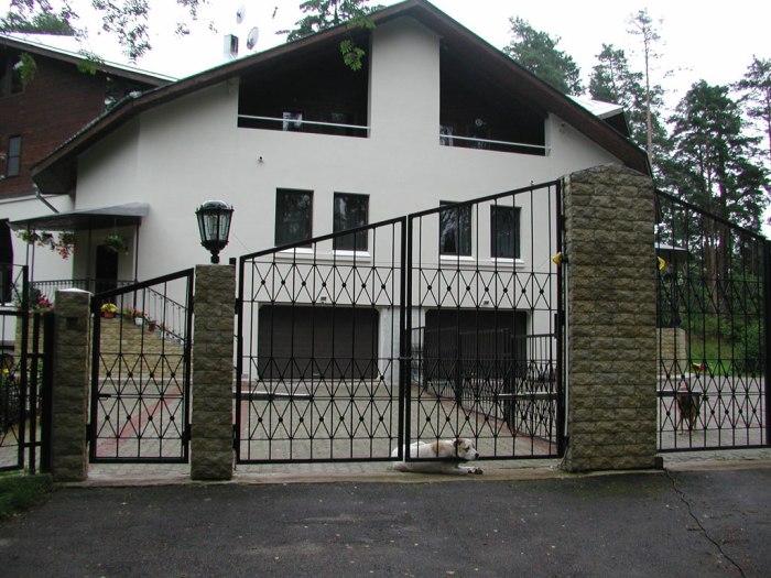 Ворота и калитки для Вашего дома